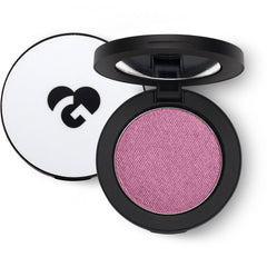 Warm Purple Pinked Saffron with Soft Golden Sheen Blush - 236 ♥