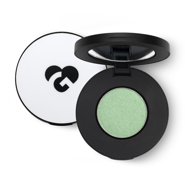 Frosty Cool Green Duo/Chrome Eyeshadow - 218