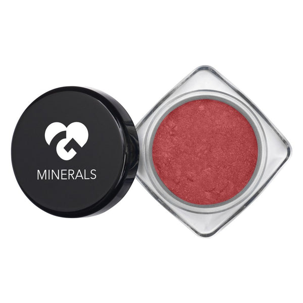 Raspberry Pink with Silver Flecks Hi-Def Mineral Pigments - 1
