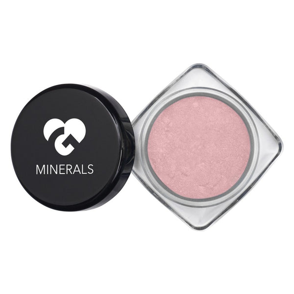 Baby Pink with Silver Flecks Hi-Def Mineral Pigments - 6