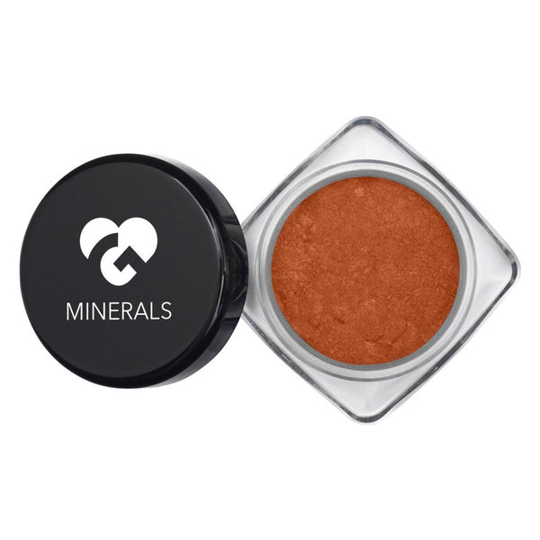 Pinked Copper with Matching Flecks Hi-Def Mineral Pigments - 8