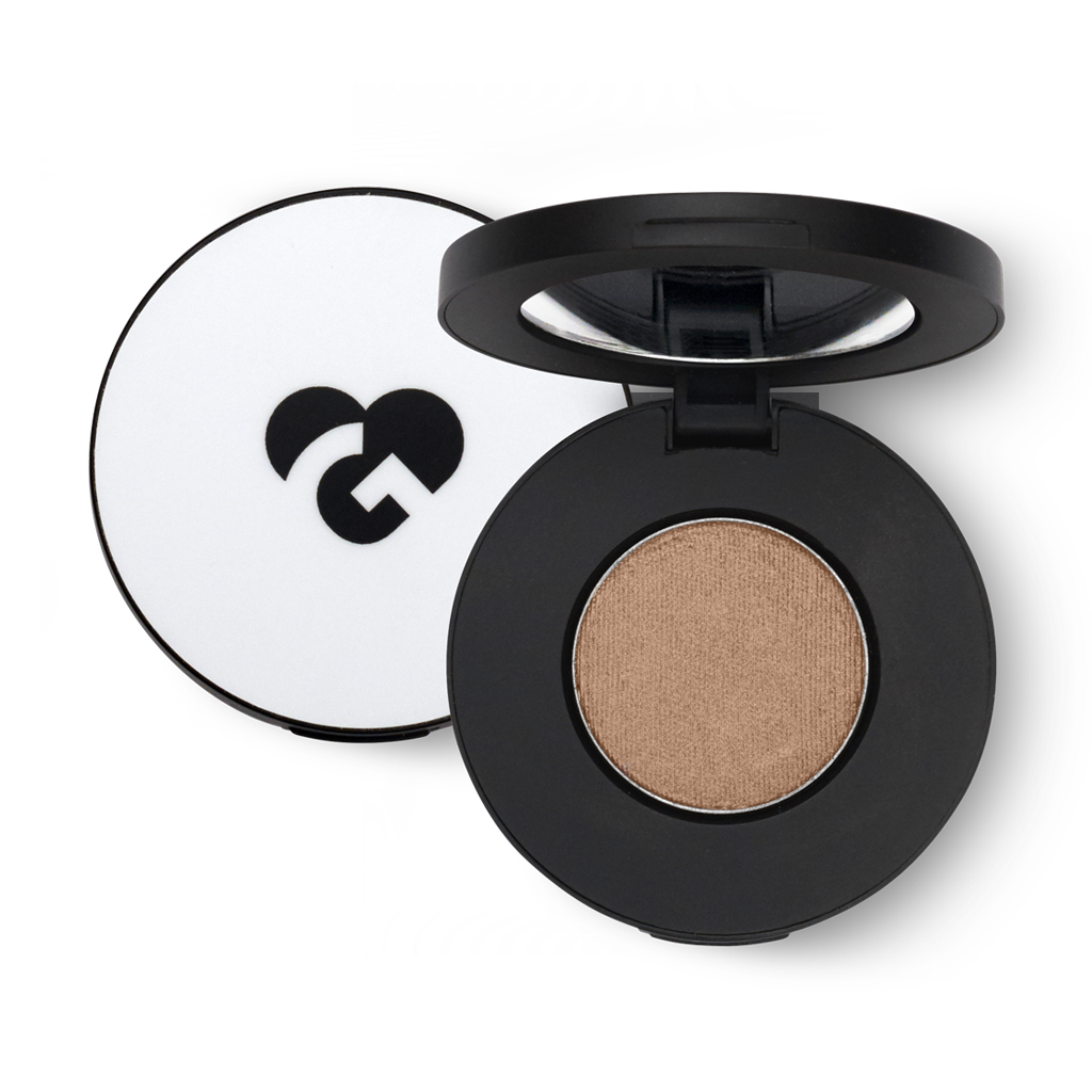 Frosty Yellowed Beige & Icy Shimmer Eyeshadow - 355
