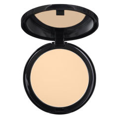 Warm Yellow Pressed Powder Mineral Foundation - C2