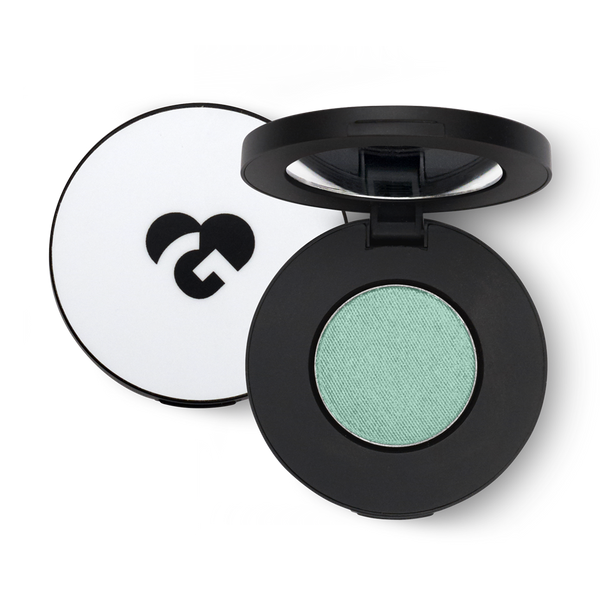 Muted Mint Green Eyeshadow - 496