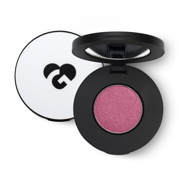 Duo Chrome Fuchsia Pinked Purple Eyeshadow - 407