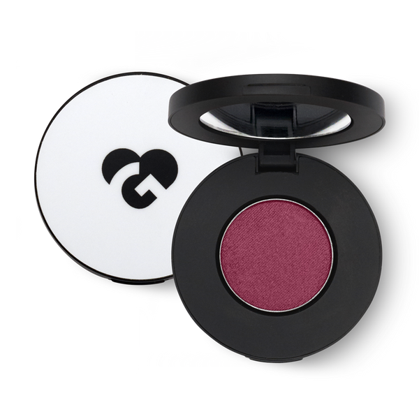 Frosty Jazzy Deep Fuchsia / Wine Eyeshadow - 482