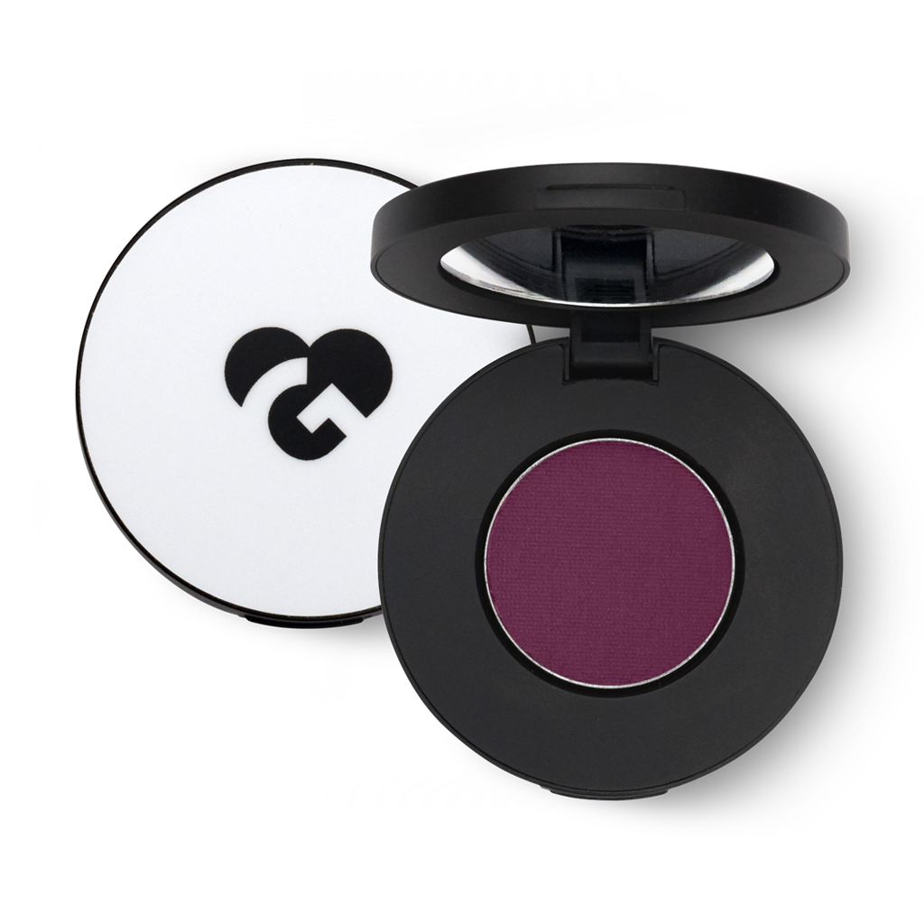 Matte Garnet Purple Eyeshadow - 645