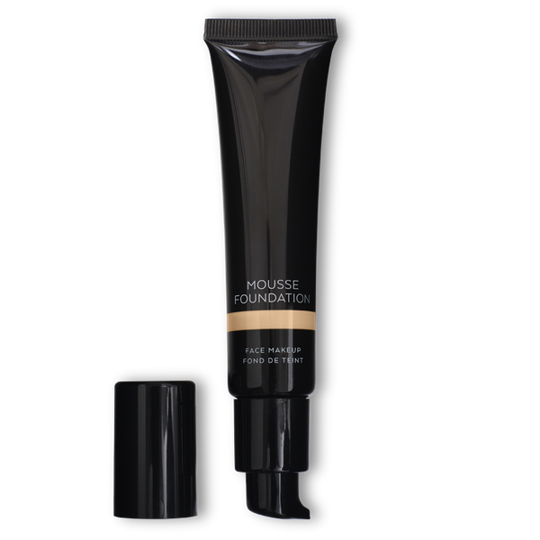 Warm Yellow Tone Mousse Foundation - MOU-C2