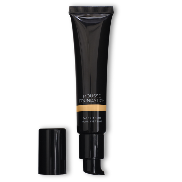 Warm Yellow Tone Mousse Foundation - MOU-C4