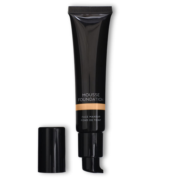 Warm Yellow Tone Mousse Foundation - MOU-C6