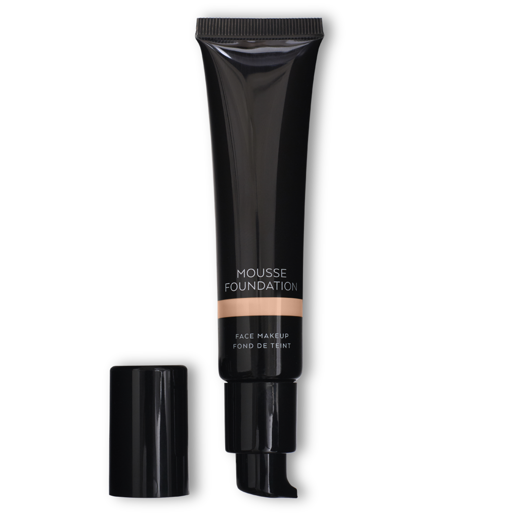 Cool Neutral Tone Mousse Foundation - MOU-N4 ♥