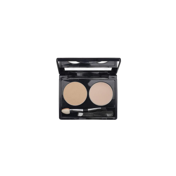2-Well Brow Palette - Blonde - 701