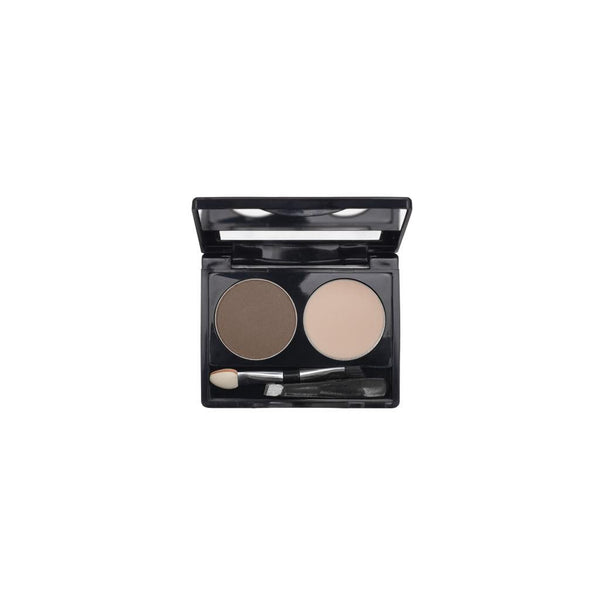 2-Well Brow Palette - Ash Brown - 704