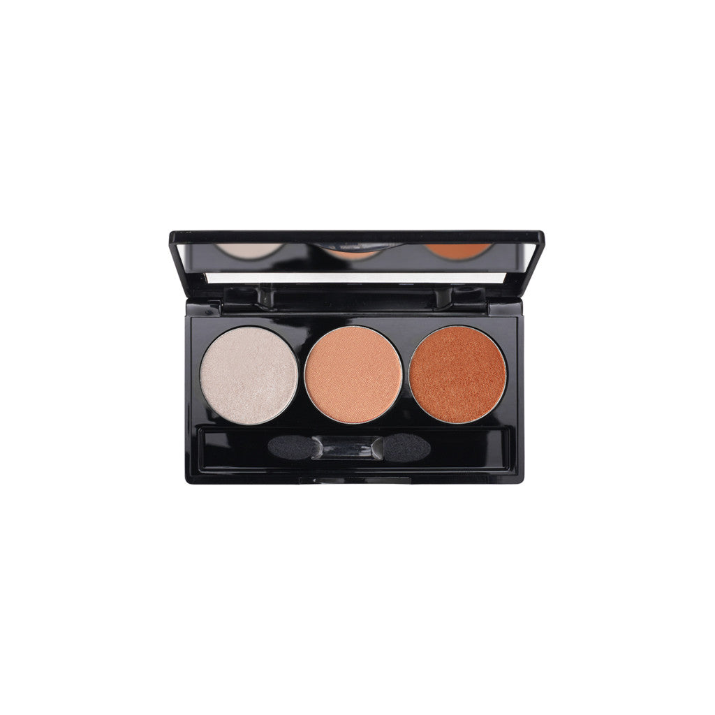 3-Well Spot Light Palette - Ivory Tower
