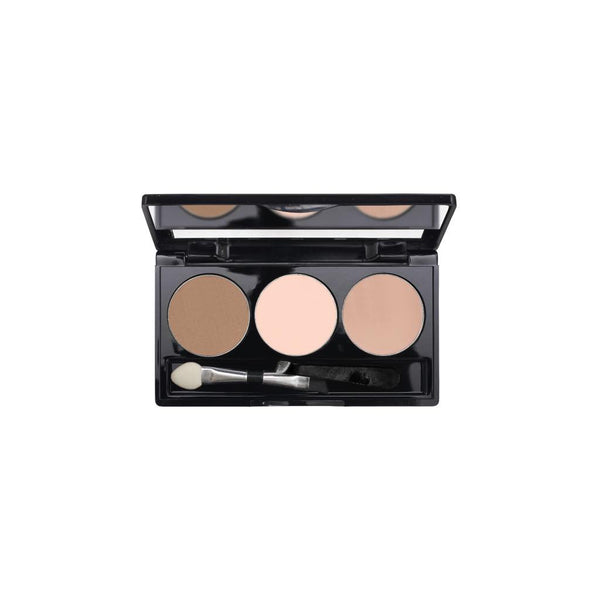 3-Well Brow Palette - Sandy Blonde Brow Darling