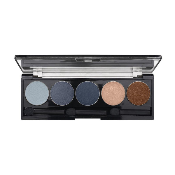 5-Well Eyeshadow Palette - Baby's Got Blue Eyes