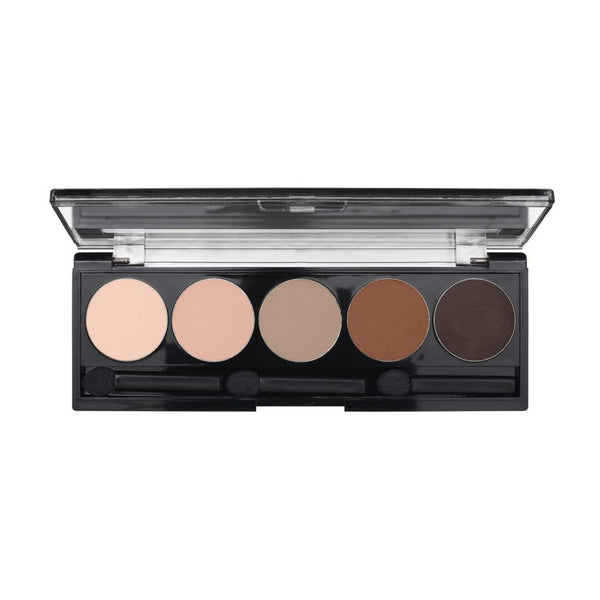 5-Well Eyeshadow Palette - Bare It All
