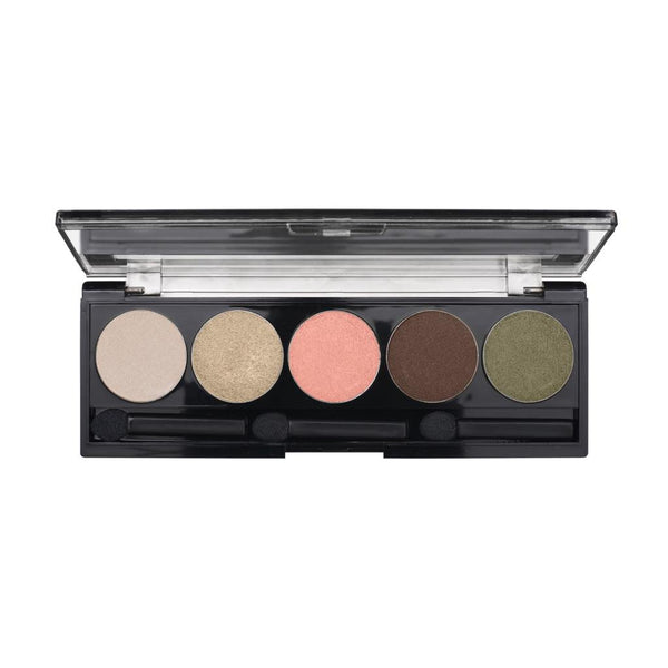 5-Well Eyeshadow Palette - Behind These Hazel Eyes