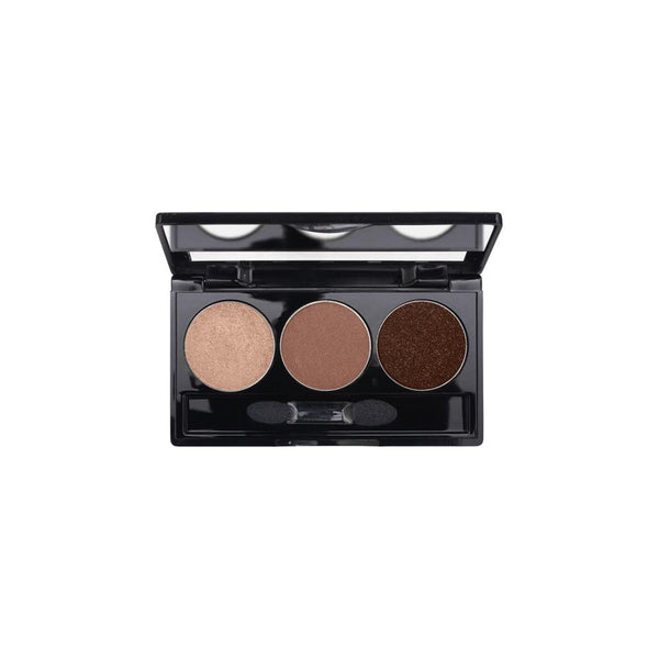 3-Well Eyeshadow Palette - Effortless