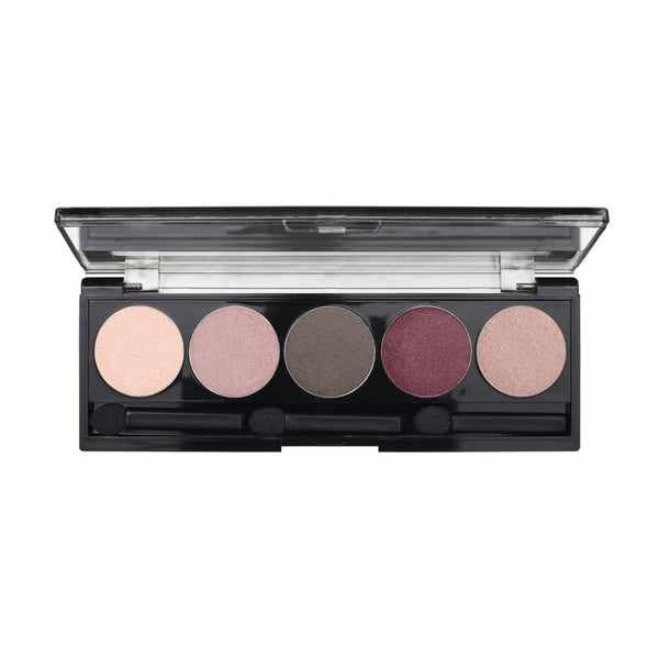 5-Well Eyeshadow Palette - Fashion Assistant