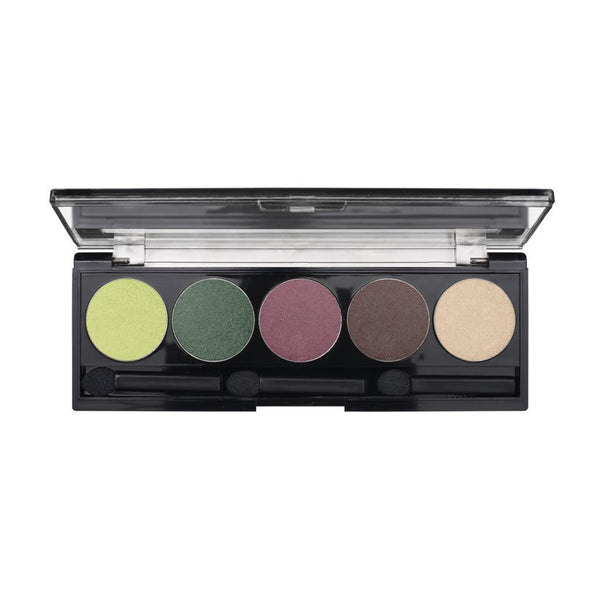 5-Well Eyeshadow Palette - Green Eyed Lady