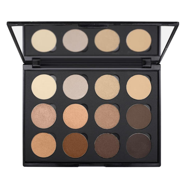 12-Well Eyeshadow Palette - Essential