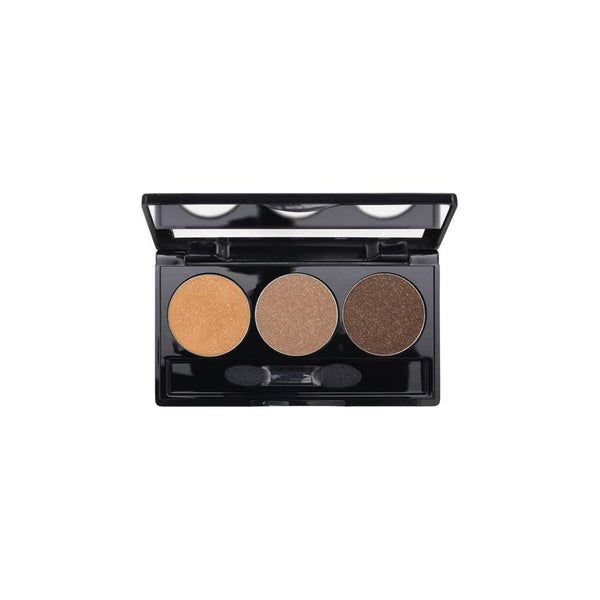 3-Well Eyeshadow Palette - Naked