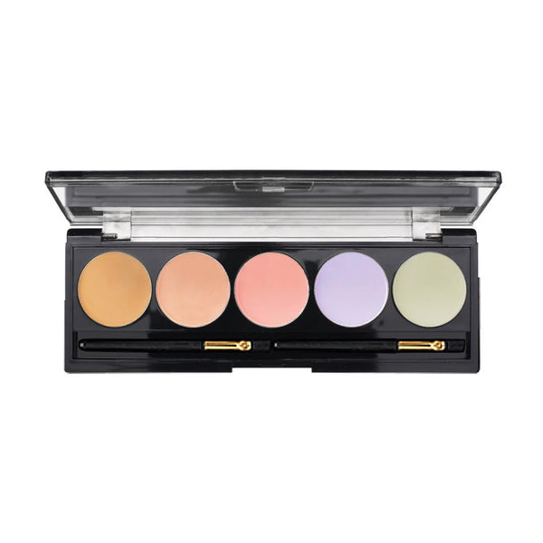 5-Well Optical Illusion Corrector Palette