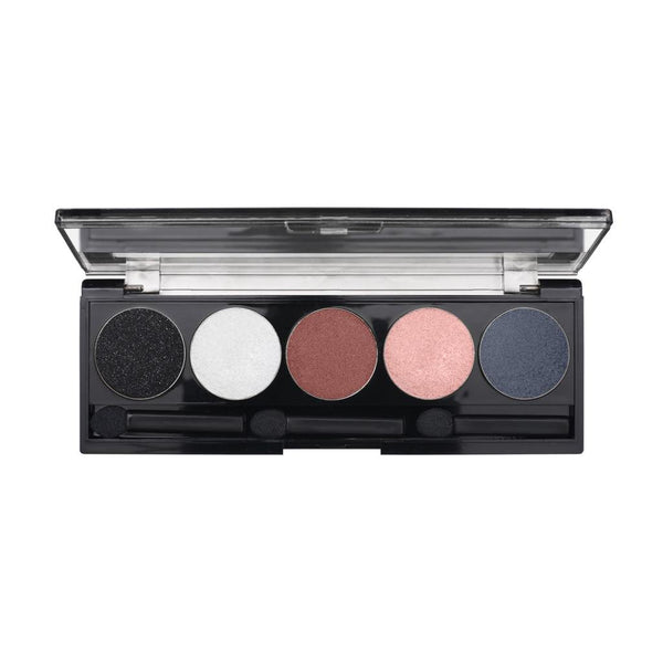 5-Well Eyeshadow Palette - Precious Metals