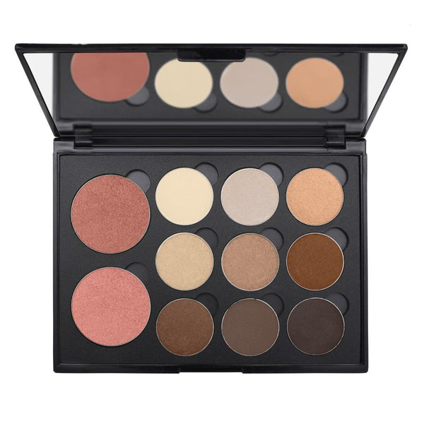 11-Well Eyeshadow Palette - Touchy Feely