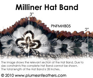 Hat Band '5'