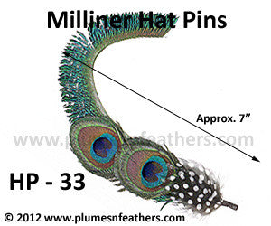 Hat Pin HP '33'