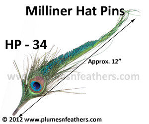 Hat Pin HP '34'