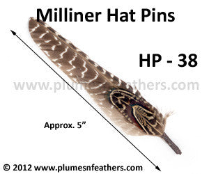 Hat Pin HP '38'