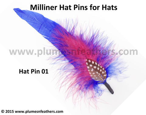 Hat Pin HP '1'