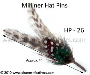 Hat Pin HP '26'