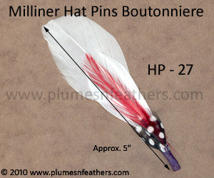 Hat Pin HP '27'