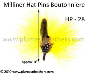 Hat Pin HP '28'