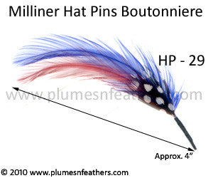 Hat Pin HP '29'