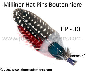 Hat Pin HP '30'