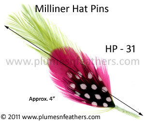 Hat Pin HP '31'