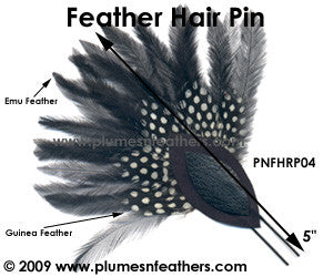 Hair Pin HRP '4'