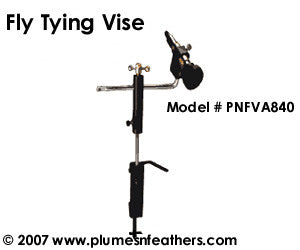 Fly Tying Vise 840