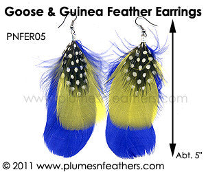 Feather Earrings PNFER05