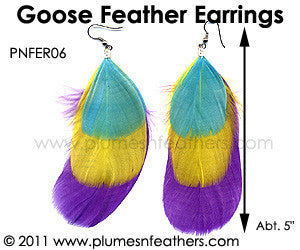 Feather Earrings PNFER06