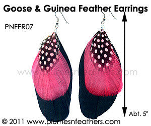 Feather Earrings PNFER07
