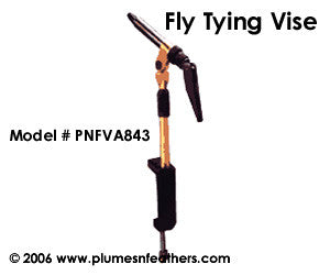 Fly Tying Vise 843