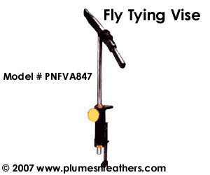 Fly Tying Vise 847