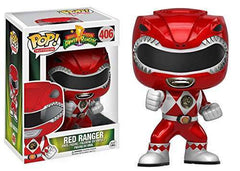 Mighty Morphin Power Ranger: Red Ranger Funko Pop Vinyl