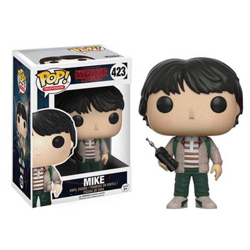 Mike With Walkie Funko Pop